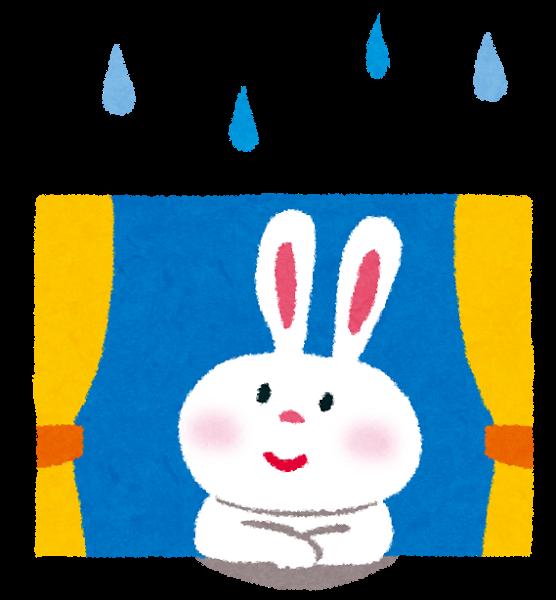 梅雨イラスト1