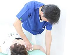 関節の痛みへの施術方法